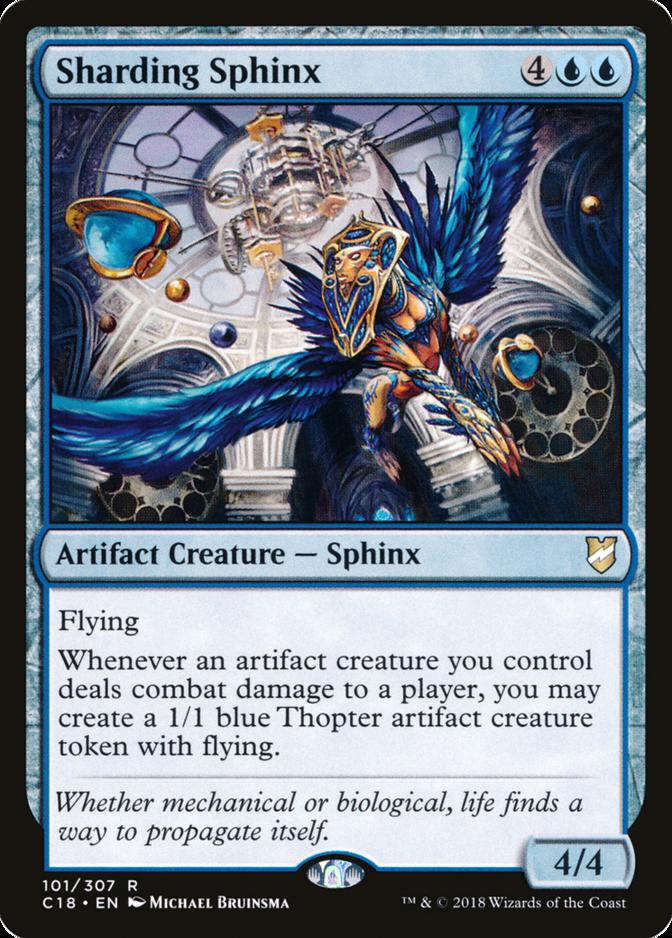 Sharding Sphinx [C18]