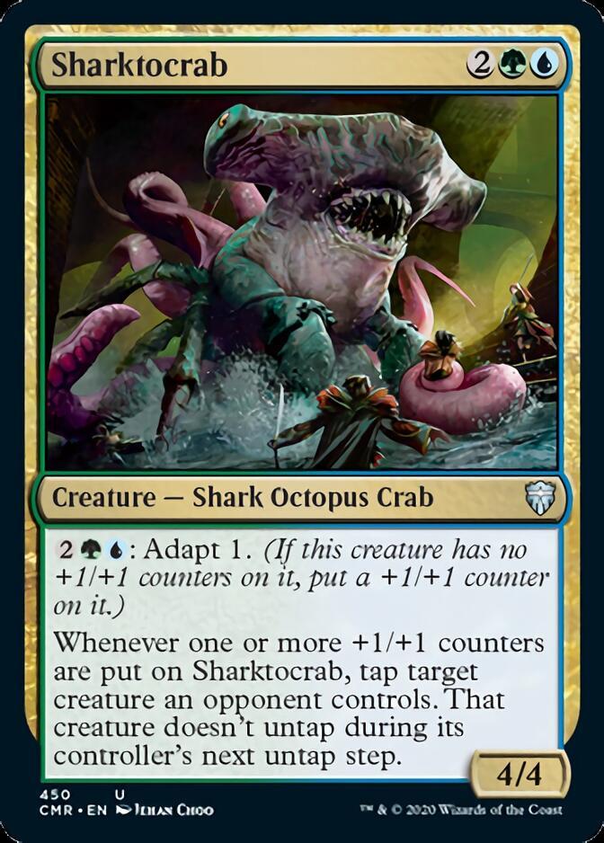 Sharktocrab [CMR]