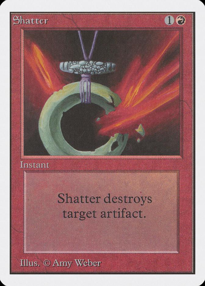 Shatter [2ED]