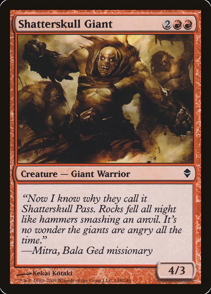 Shatterskull Giant [ZEN]