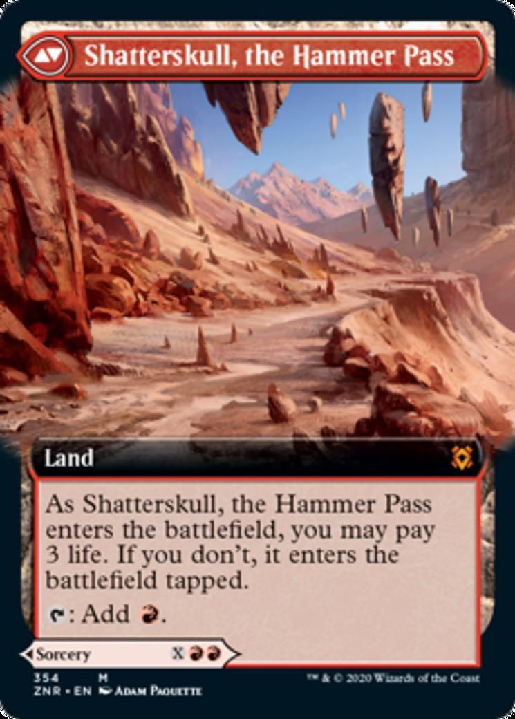 Shatterskull, the Hammer Pass [PZNR]