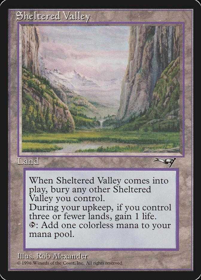 Sheltered Valley [ALL]