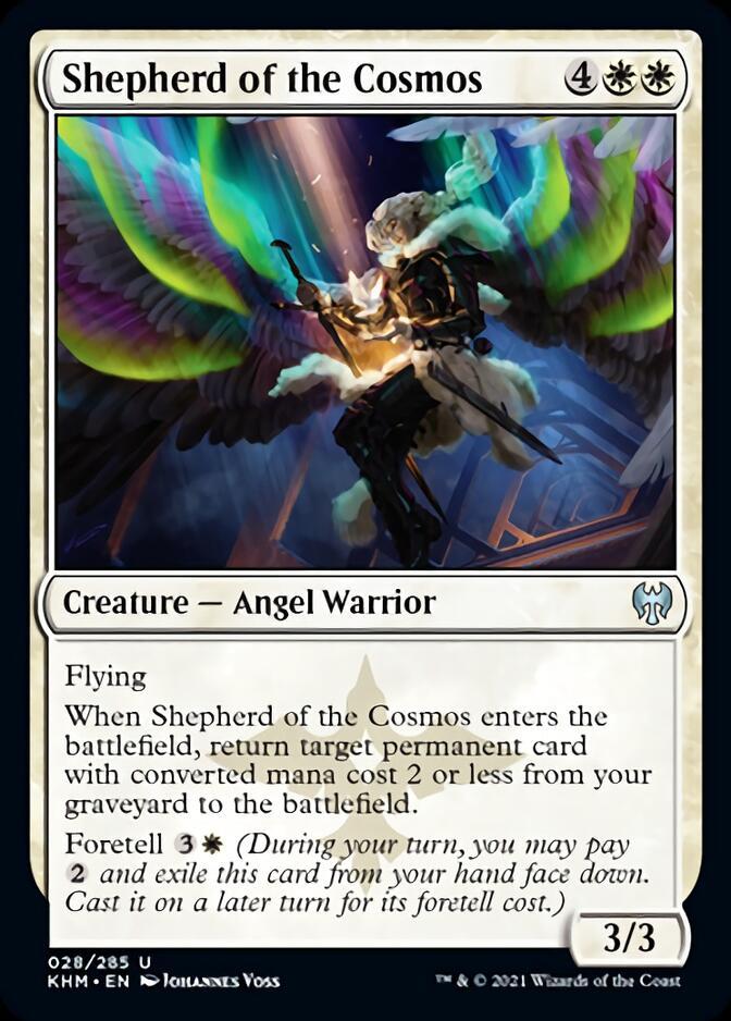 Shepherd of the Cosmos [KHM]
