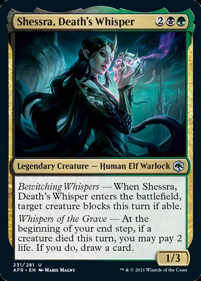 Shessra, Death's Whisper [AFR]