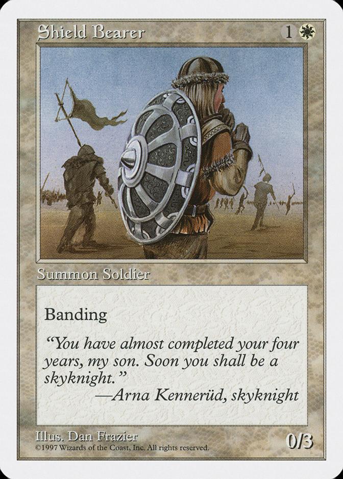 Shield Bearer [5ED]