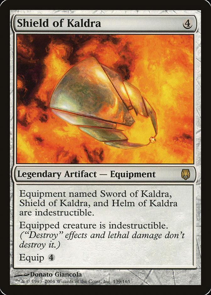 Shield of Kaldra [DST]
