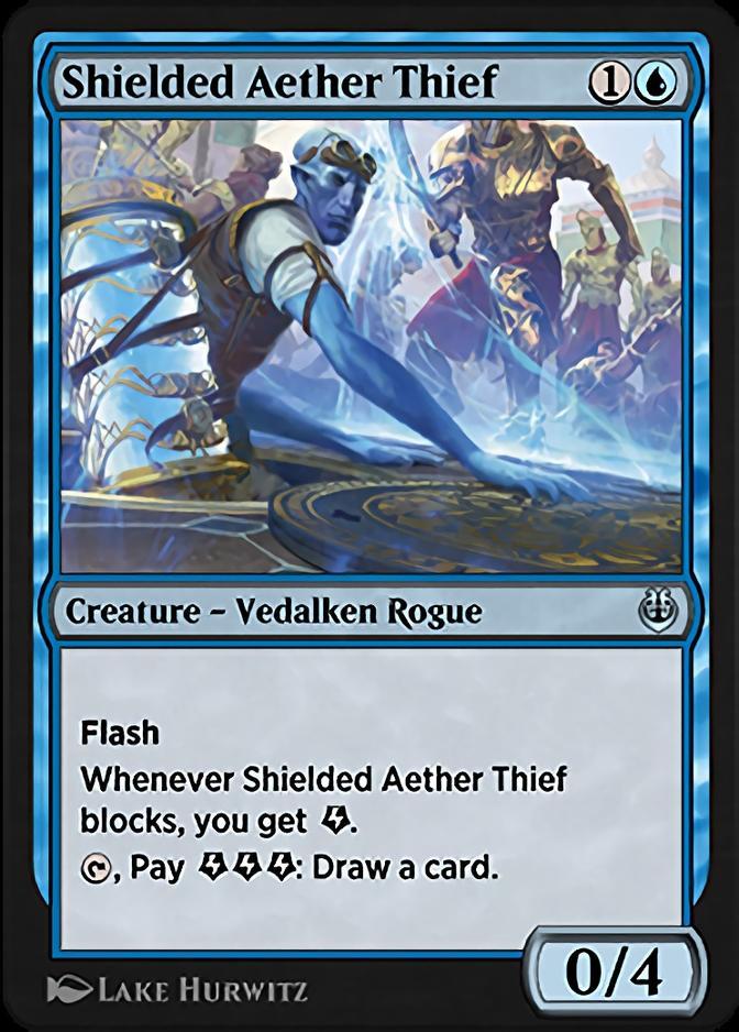 Shielded Aether Thief [KLR]