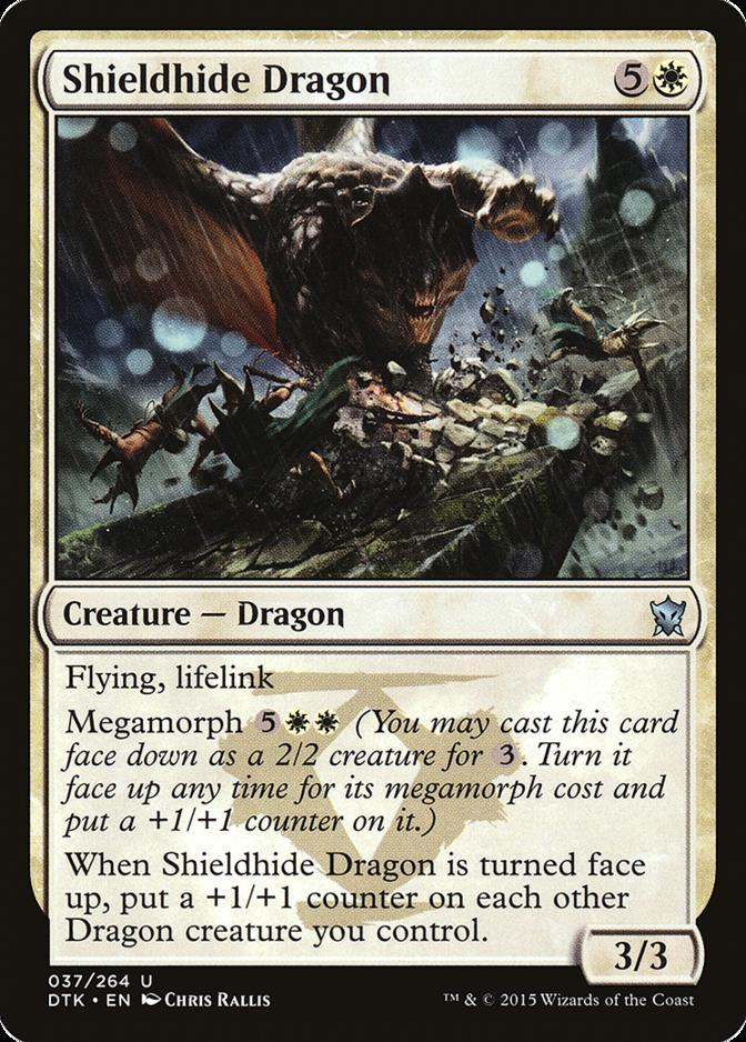Shieldhide Dragon [DTK]