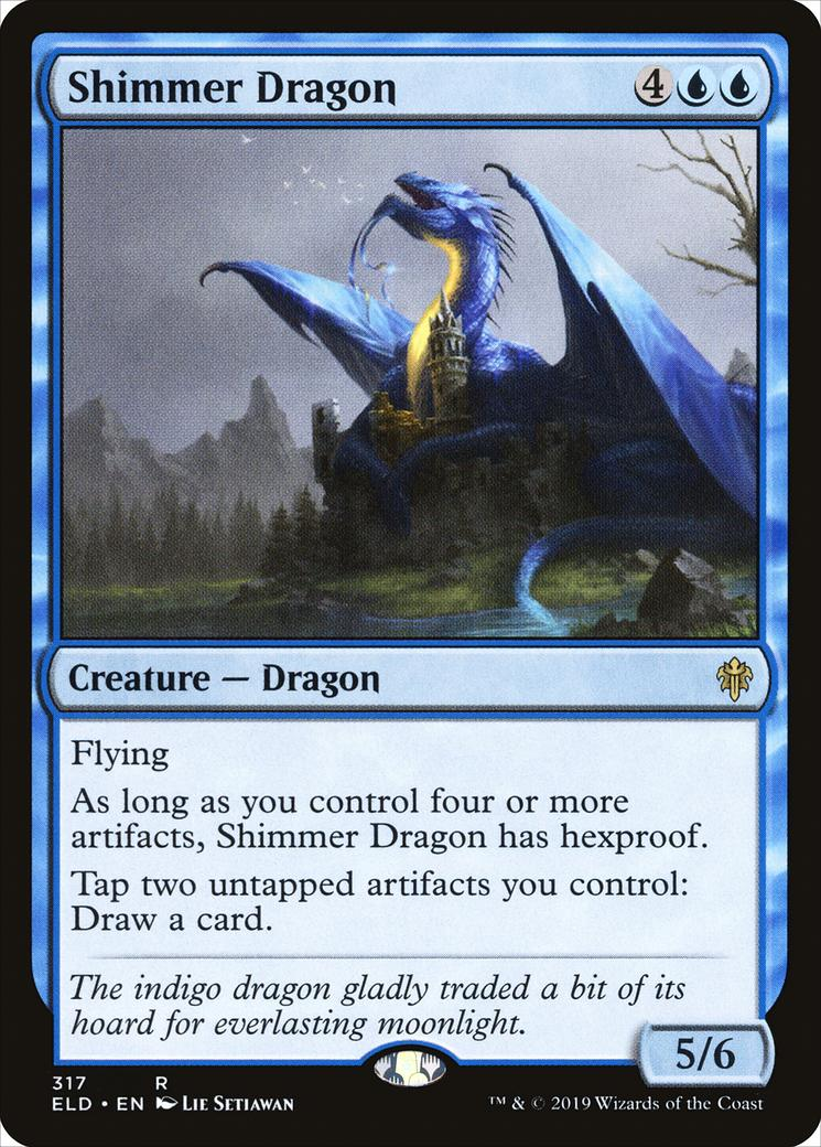 Shimmer Dragon [ELD]