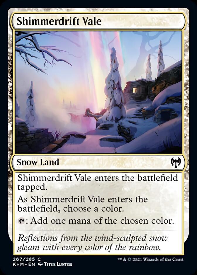 Shimmerdrift Vale [KHM]