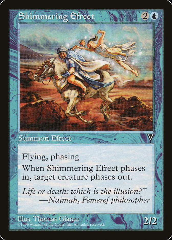 Shimmering Efreet [VI]
