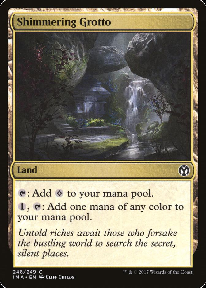 Shimmering Grotto [IMA] (F)