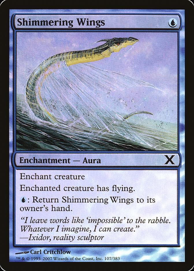 Shimmering Wings [10E]