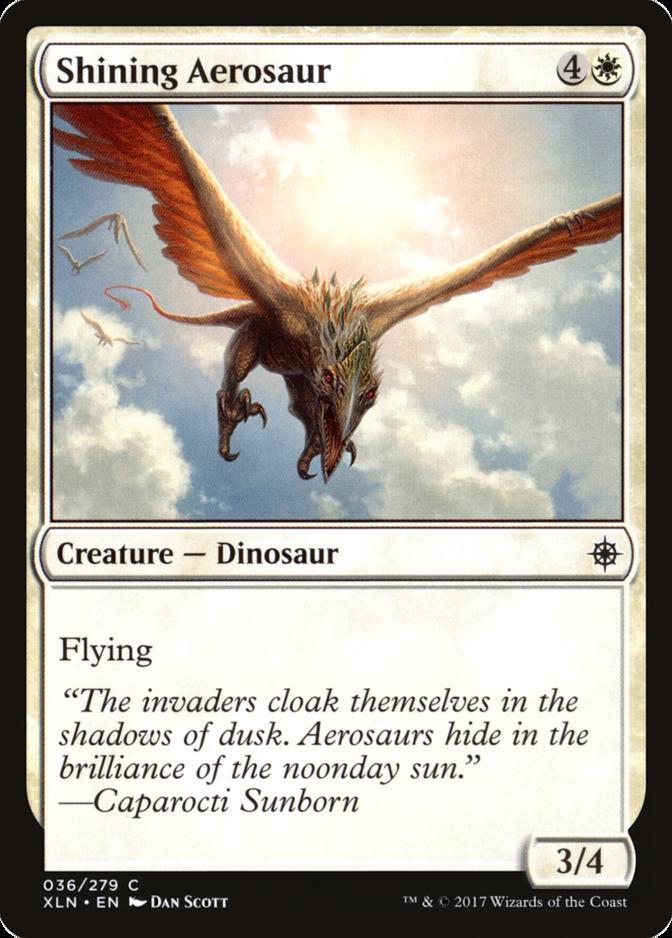 Shining Aerosaur [XLN]