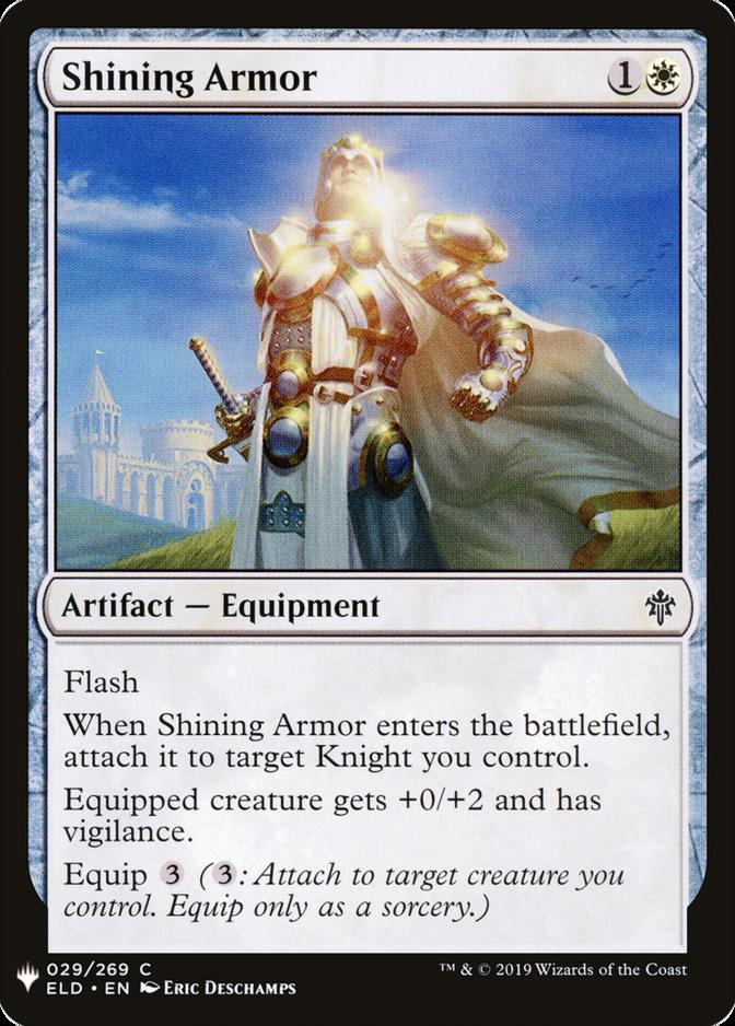 Shining Armor [MB1]