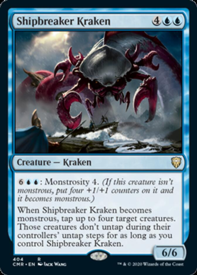 Shipbreaker Kraken <precon> [CMR]
