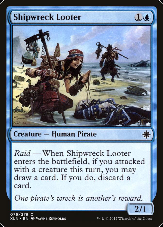 Shipwreck Looter [XLN]