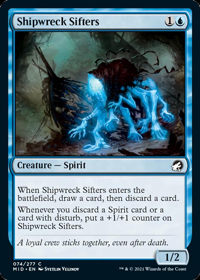 Shipwreck Sifters [MID]