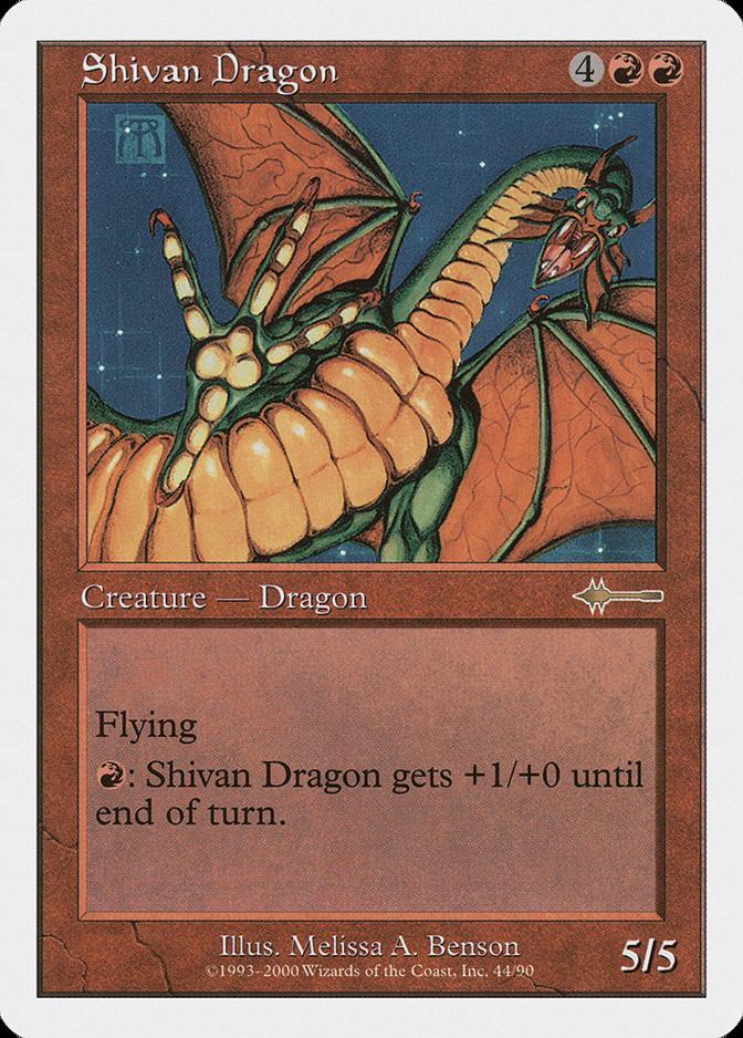 Shivan Dragon [BTD]