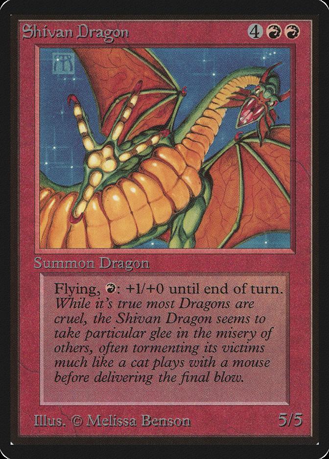 Shivan Dragon [LEB]