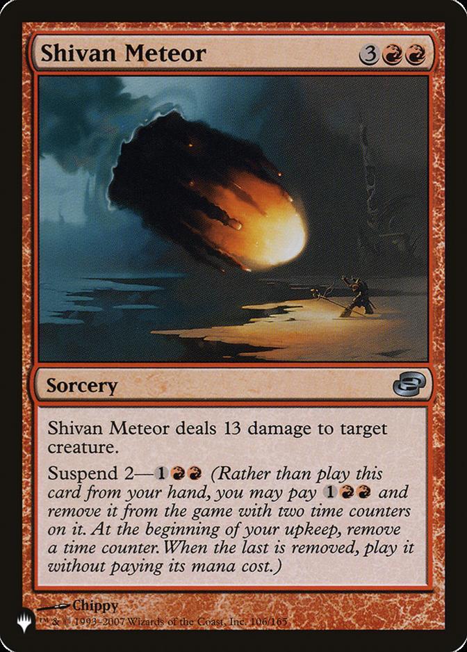 Shivan Meteor [PLIST]