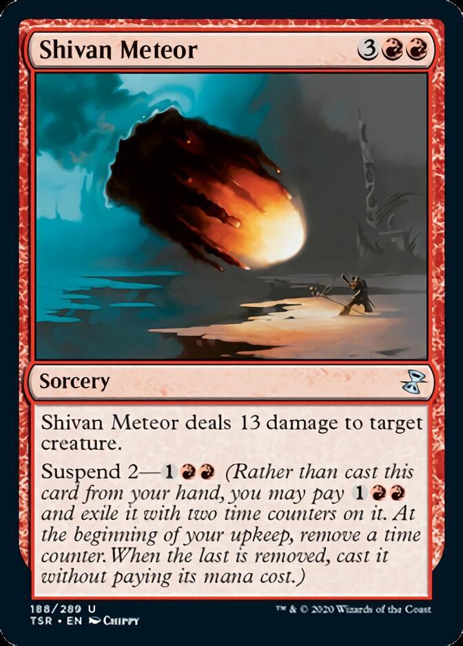 Shivan Meteor [TSR]