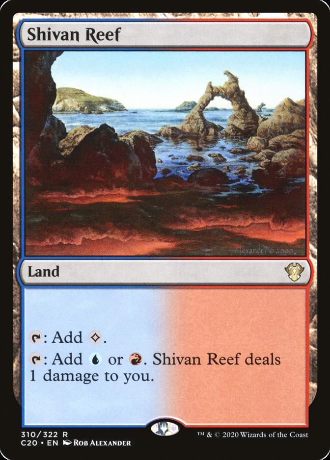 Shivan Reef [C20]