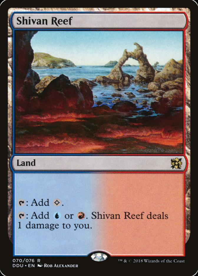 Shivan Reef [DDU]