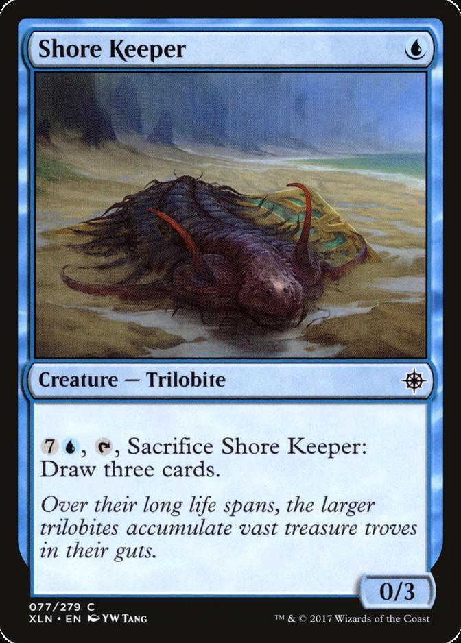 Shore Keeper [XLN]