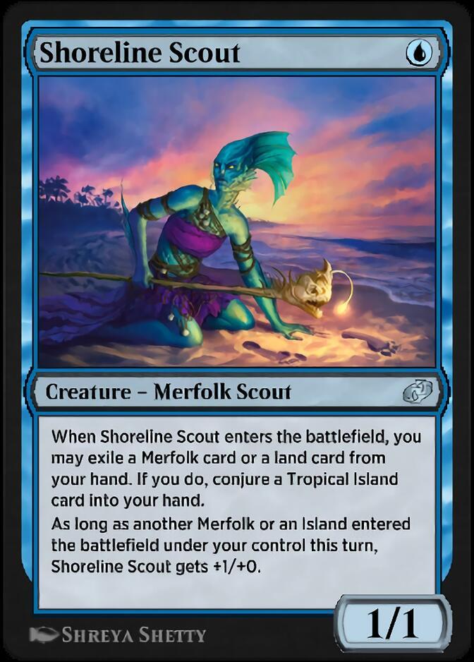 Shoreline Scout [J21]
