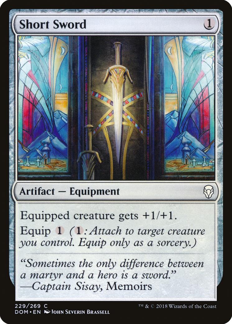 Short Sword [DOM]