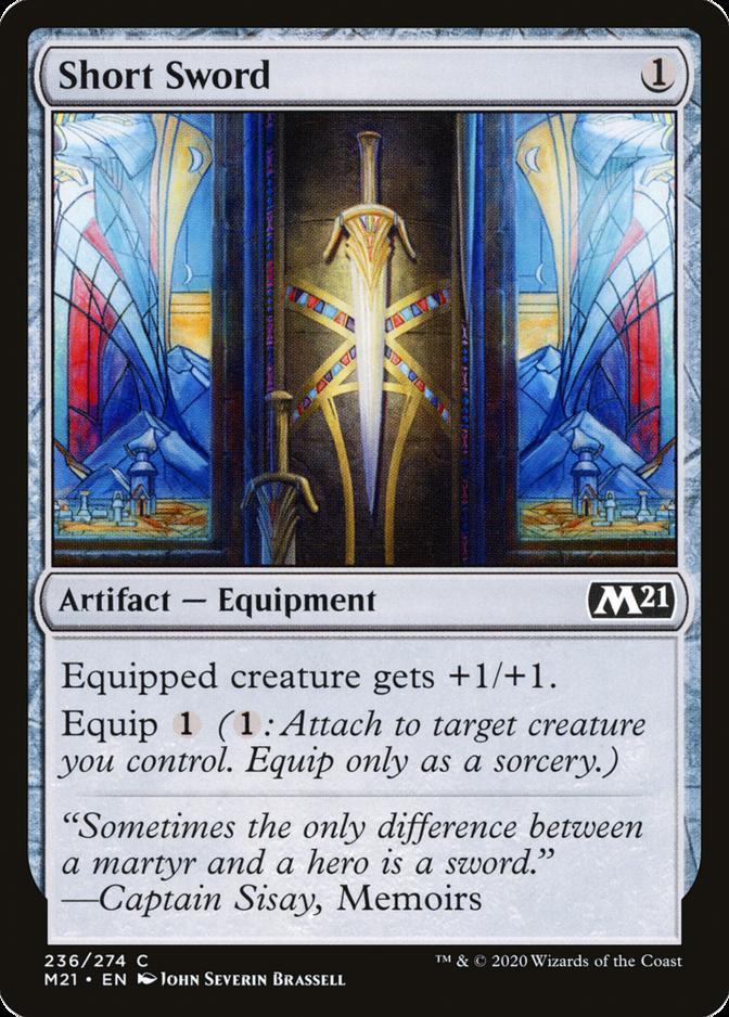 Short Sword [M21]