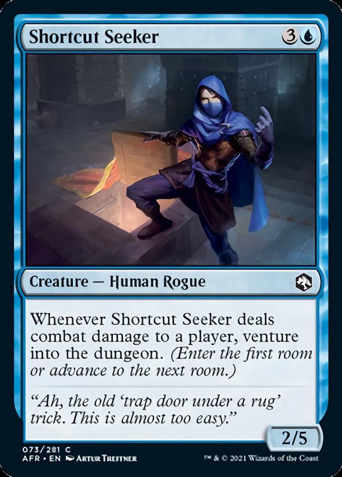 Shortcut Seeker [AFR]