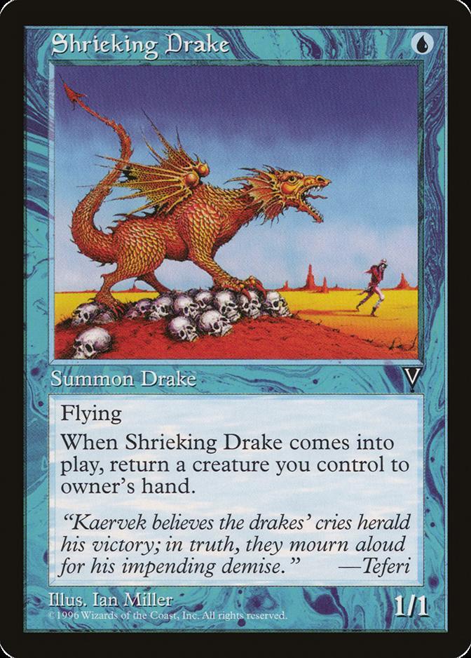 Shrieking Drake [VI]