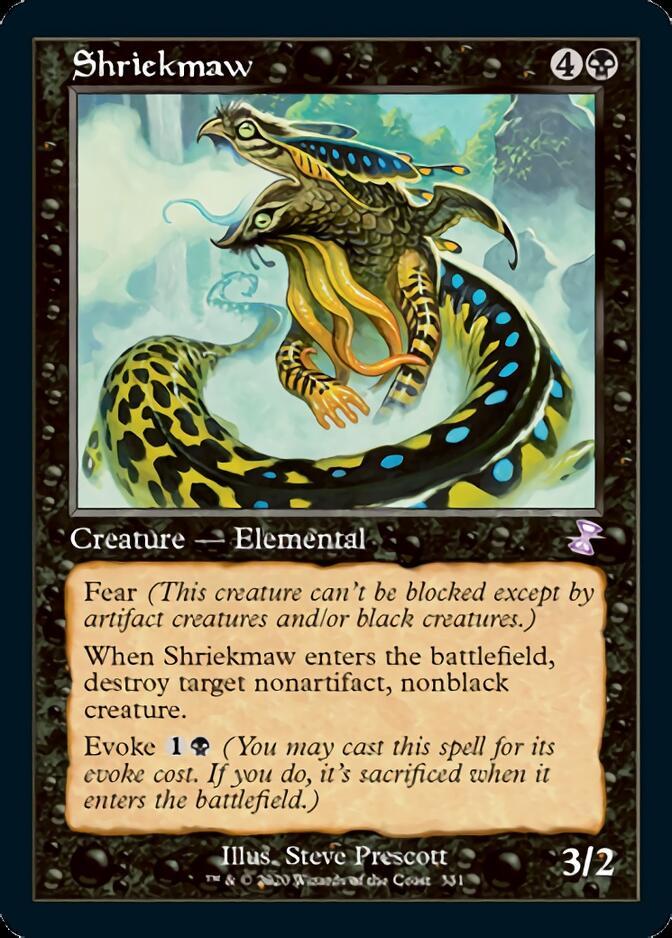 Shriekmaw <timeshifted> [TSR]