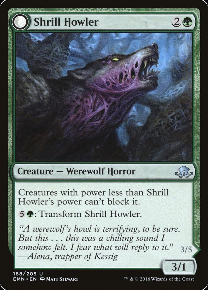 Shrill Howler [EMN]
