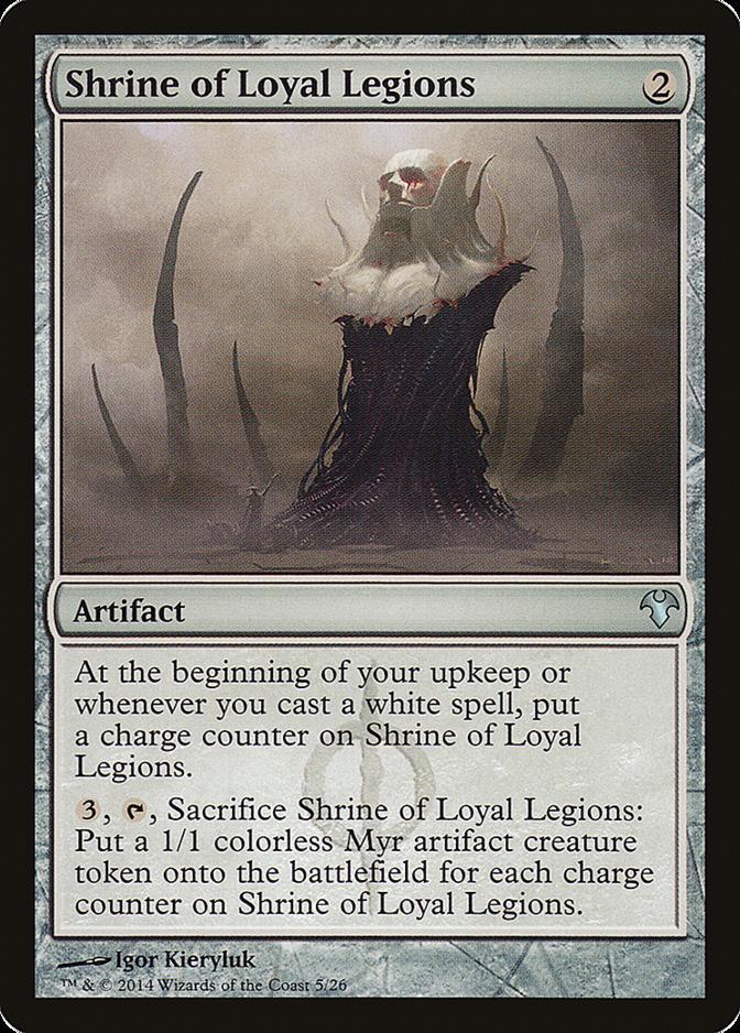 Shrine of Loyal Legions [MD1]
