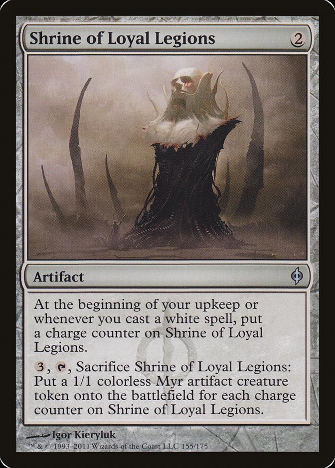 Shrine of Loyal Legions [NPH]