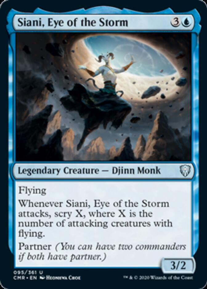 Siani, Eye of the Storm [CMR]