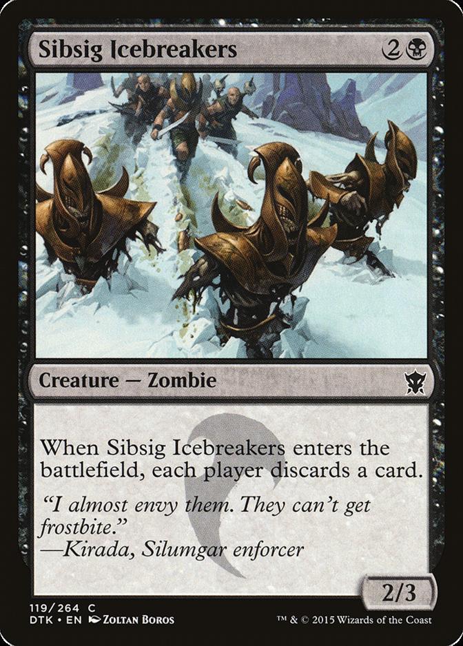 Sibsig Icebreakers [DTK] (F)