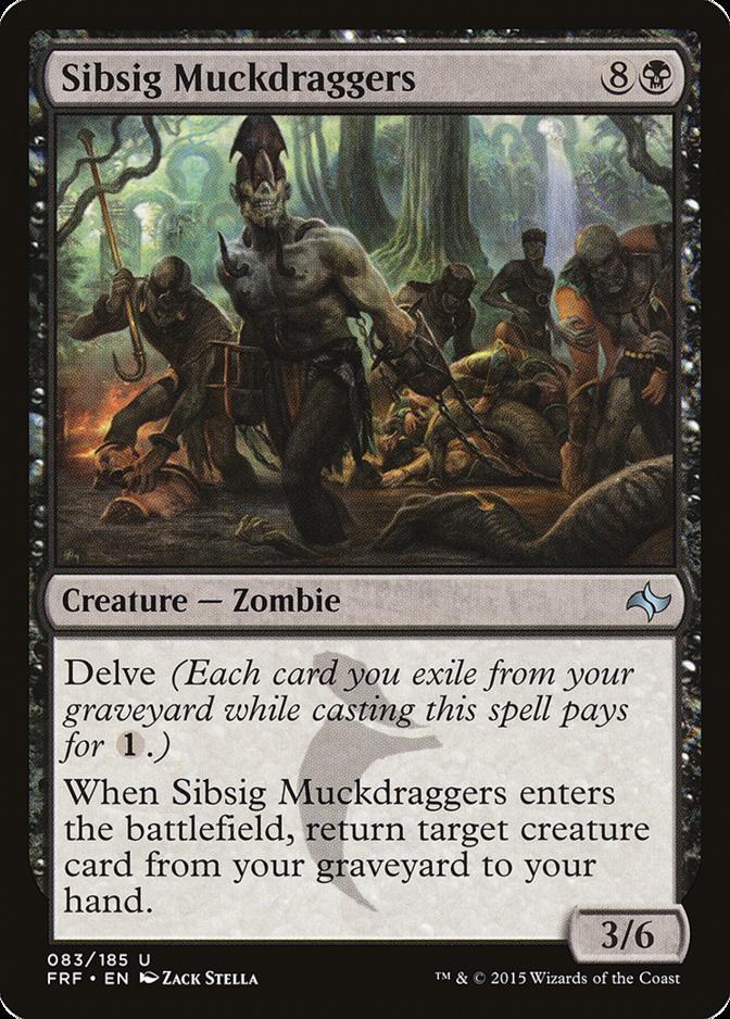 Sibsig Muckdraggers [FRF]