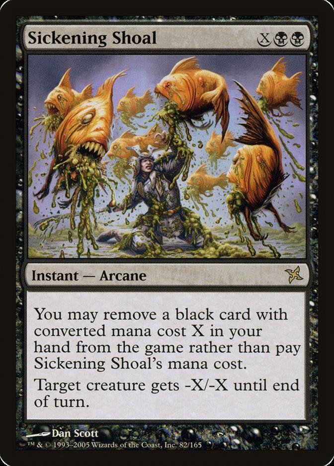 Sickening Shoal [BOK]