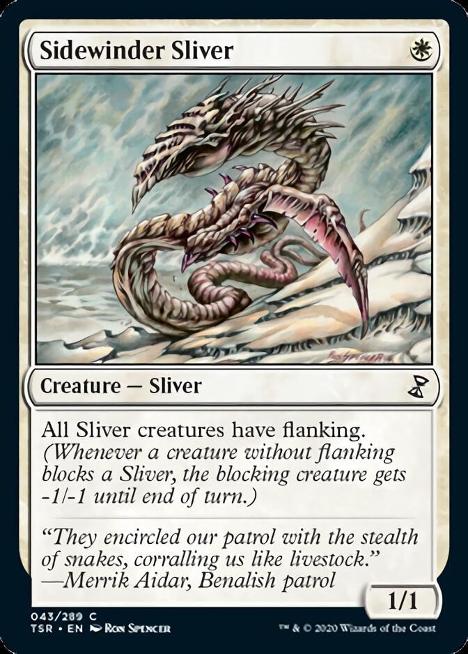 Sidewinder Sliver [TSR]