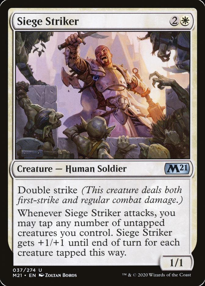 Siege Striker [M21]