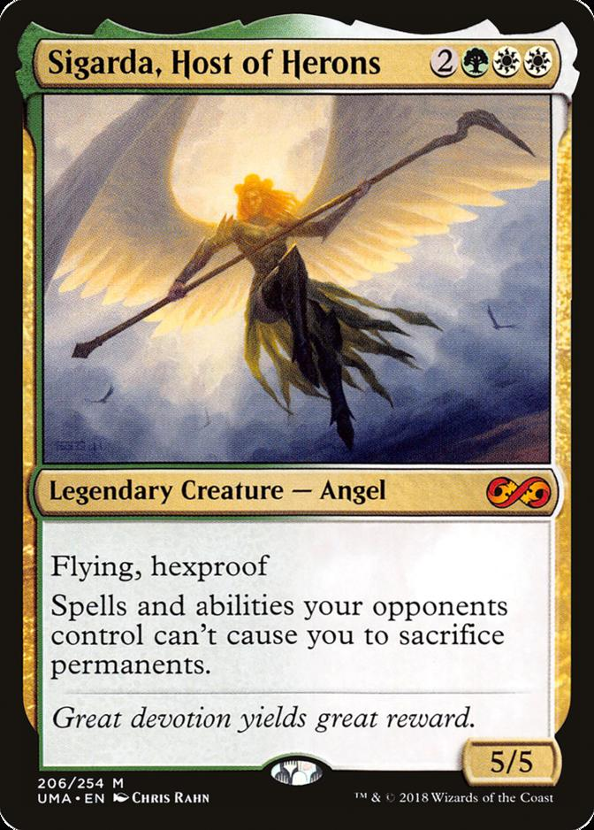 Sigarda, Host of Herons [UMA]
