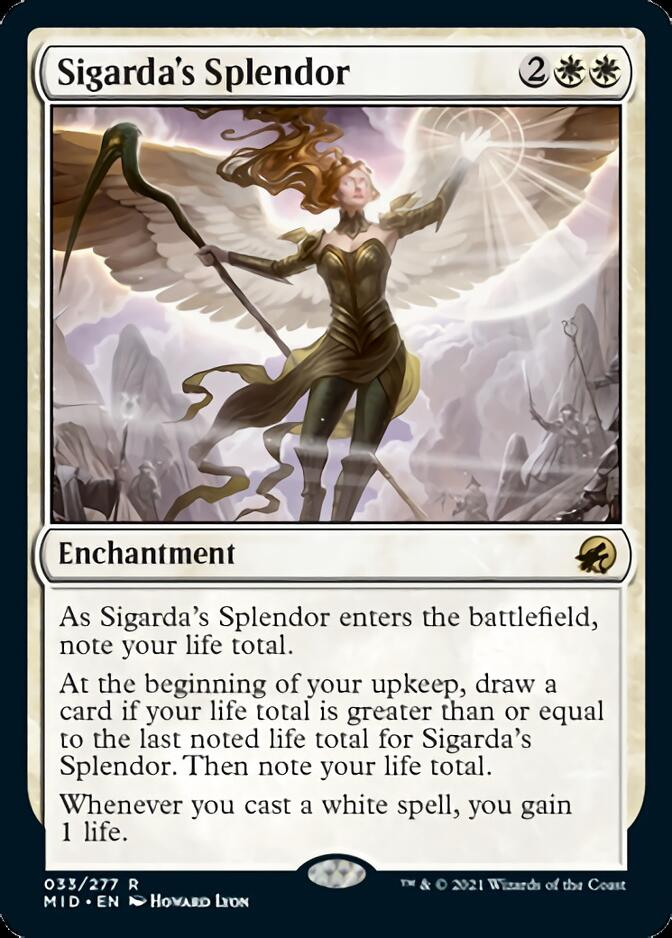 Sigarda's Splendor [MID]