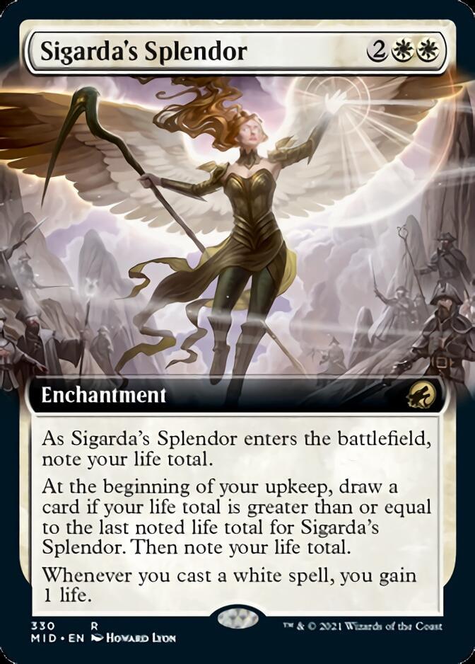 Sigarda's Splendor <extended> [MID]