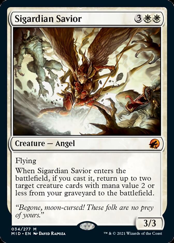Sigardian Savior [MID]