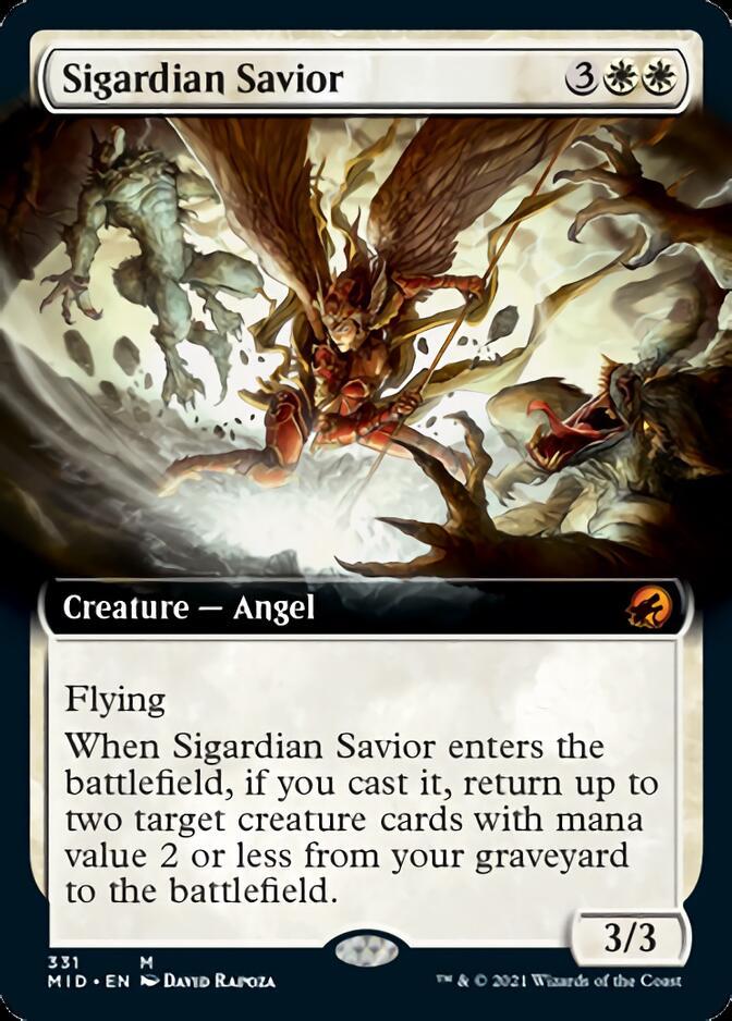 Sigardian Savior <extended> [MID]