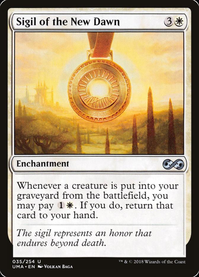 Sigil of the New Dawn [UMA]